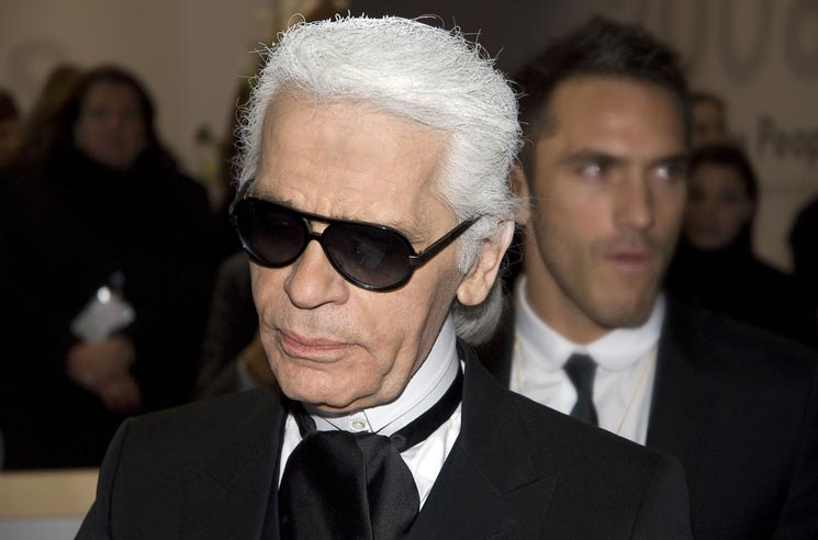 Lily Allen, Victoria Beckham, Bella Hadid Pay Tribute to Karl Lagerfeld