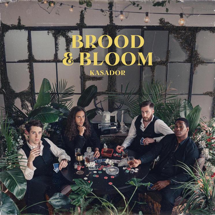 Kasador Announce Debut Album 'Brood & Bloom'