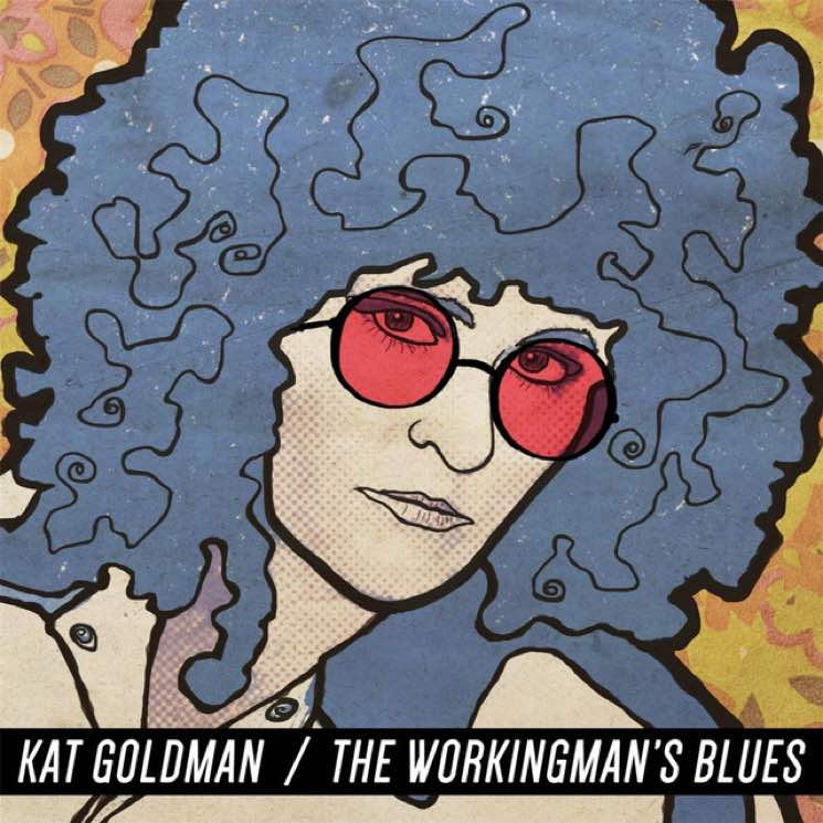 Kat Goldman The Workingman's Blues