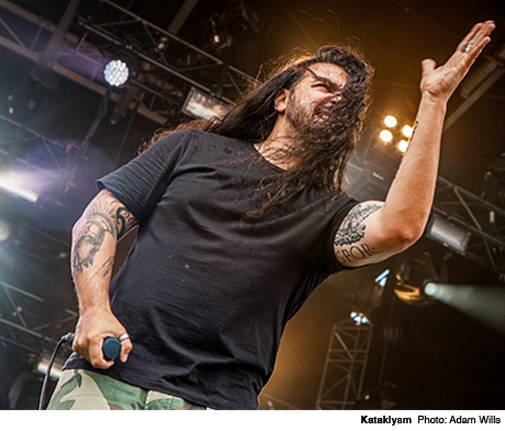 Kataklysm Downsview Park, Toronto ON August 12