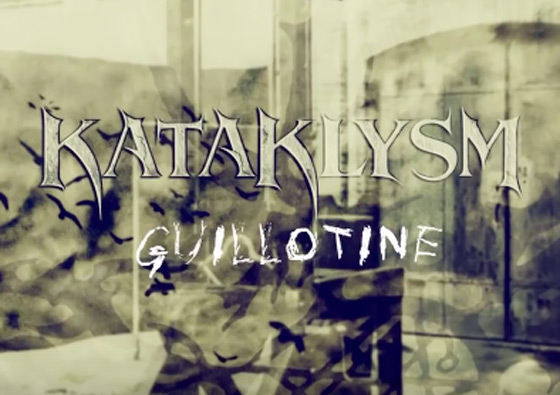 Kataklysm Release Their First Single from 'Meditations'