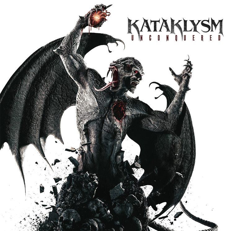 Kataklysm Ready New Album 'Unconquered'