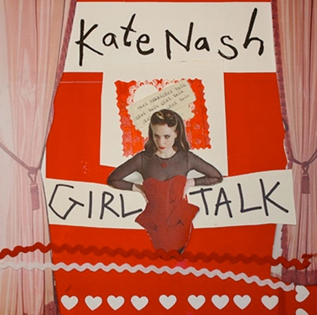 Kate Nash Announces 'Girl Talk' Album, North American Tour