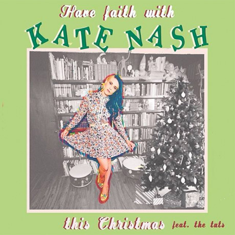 Kate Nash Gets Festive with New Christmas EP