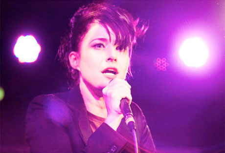 Kathleen Hanna Resurrects the Julie Ruin