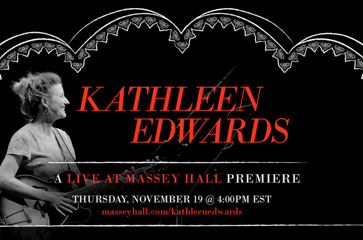 Kathleen Edwards Announces 'Live at Massey Hall' Event
