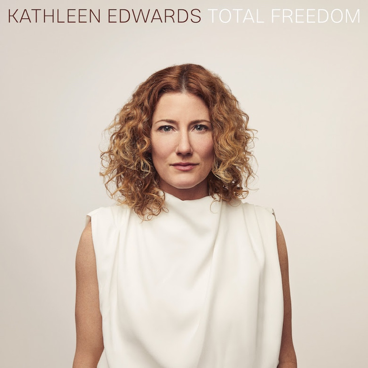 Kathleen Edwards Packs Her Alt-Country Songs with Emotional Power on 'Total Freedom'