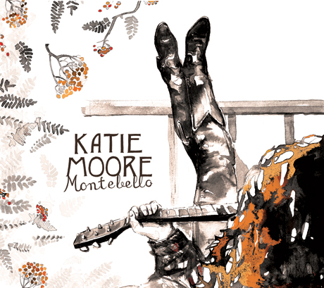Katie Moore Preps <i>Montebello</i> for February Release