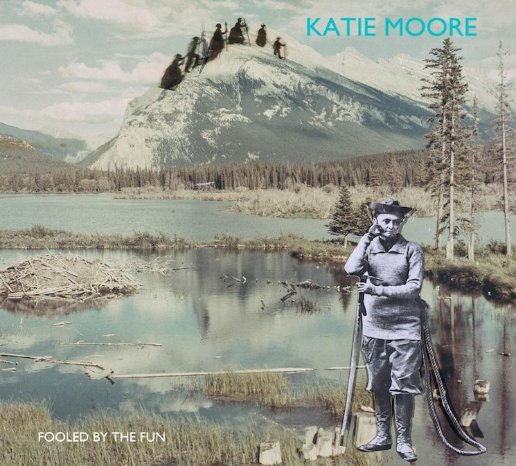 Katie Moore Gets 'Fooled by the Fun' on New LP, Premieres Video