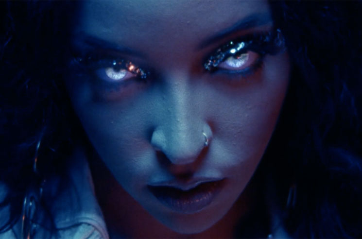 Kaytranada and Tinashe Pay Homage to Horror Classics in 'The Worst in Me' Video
