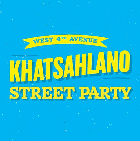Vancouver's Khatsahlano Brings Out Yukon Blonde, the Courtneys, Pointed Sticks