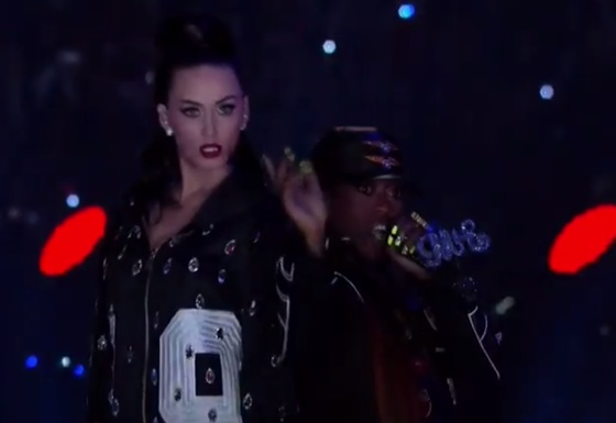 Katy Perry Super Bowl Halftime Show (ft. Missy Elliott & Lenny Kravitz)