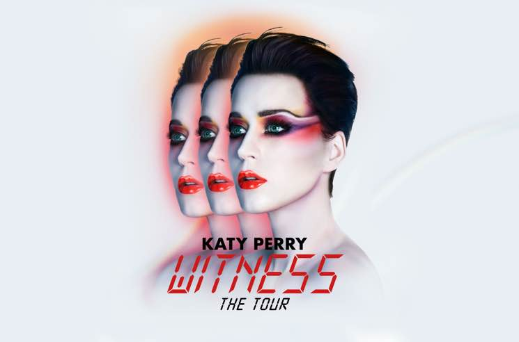 Katy Perry Reschedules 'Witness' Tour, Adds Carly Rae Jepsen, Purity Ring and Noah Cyrus as Openers