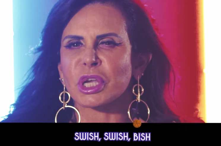 Katy Perry's 'Swish Swish' Lyric Video Will Make You Realize Just How Awful the Song Really Is