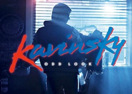 "Kavinsky ""Odd Look"" (remix ft. the Weeknd)"