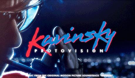 """Kavinsky """"ProtoVision"""" (Boys Noize remix)"""