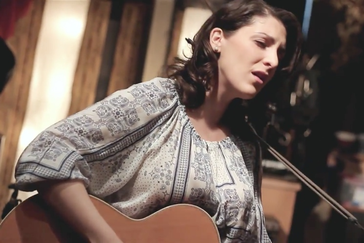 """Mirian Kay """"Wish I Never"""" (Current Sessions video)"""
