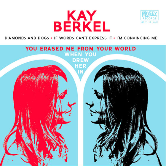 Kay Berkel You Erased Me From Your World
