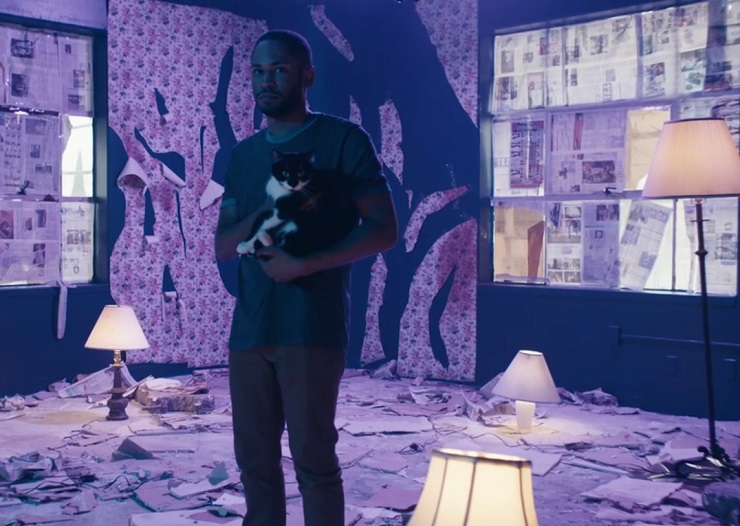 "Kaytranada ""Glowed Up"" (ft. Anderson .Paak) (video)"