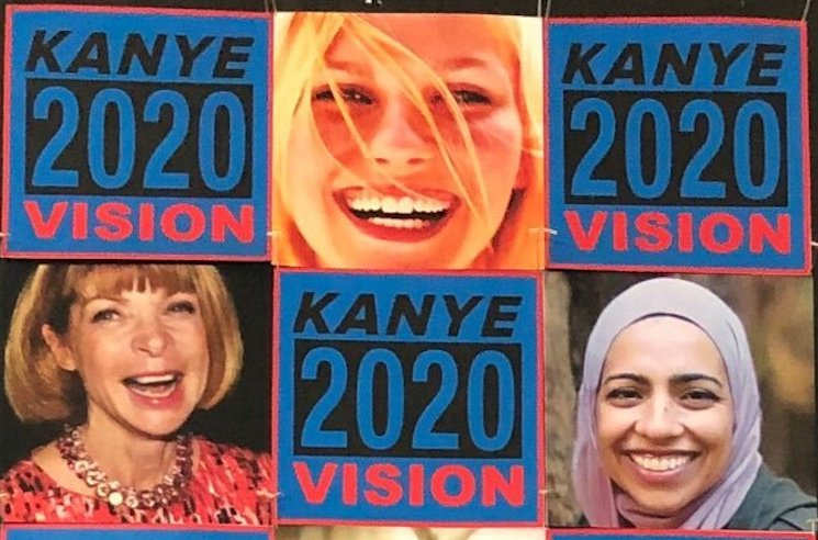 Kirsten Dunst Asks Kanye West Why He Used Her Image in His Presidential Campaign Materials