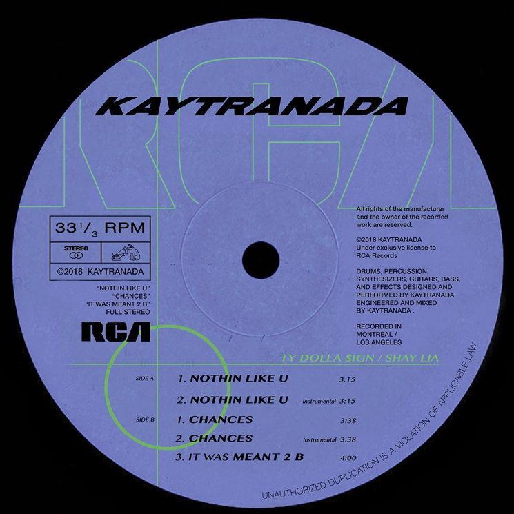 ​Kaytranada Drops New EP
