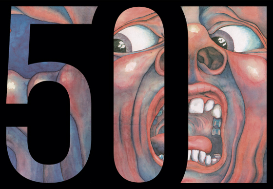 King Crimson Ready 50th Anniversary Reissue of Debut Album