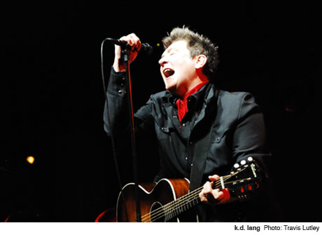 Calgary Folk Music Festival featuring k.d. lang, Geoff Berner, the Herbaliser, Patrick Watson Prince's Island Park, Calgary AB July 21-24