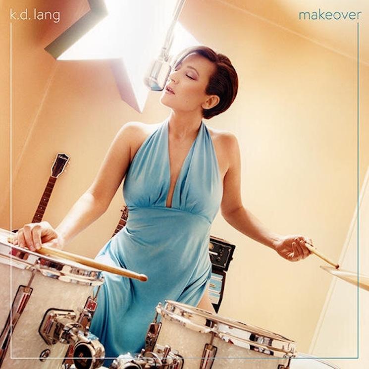 k.d. lang Announces Remix Album 'makeover'