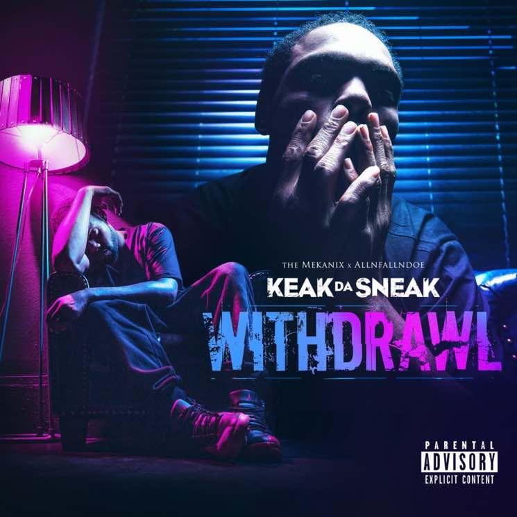 Keak Da Sneak Withdrawl