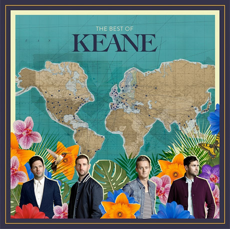 Keane Reveal Greatest-Hits Package