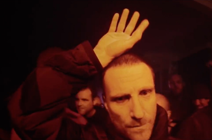 Watch Sleaford Mods' Video for 'Kebab Spider'