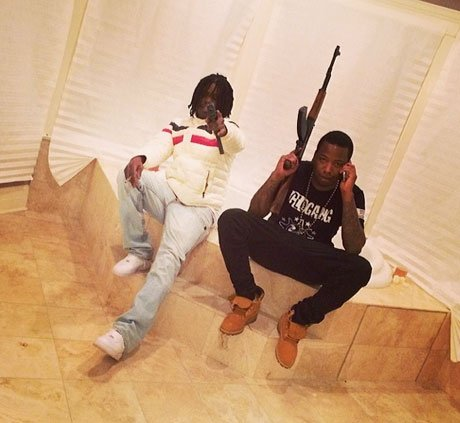 Chief Keef Reportedly Involved in Chicago Shooting