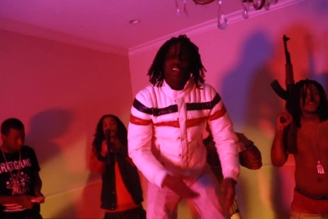"Chief Keef ""Close That Door"" (video)"