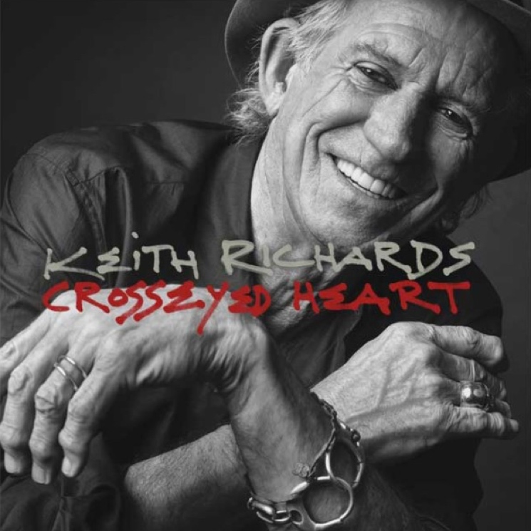 Keith Richards 'Substantial Damage'