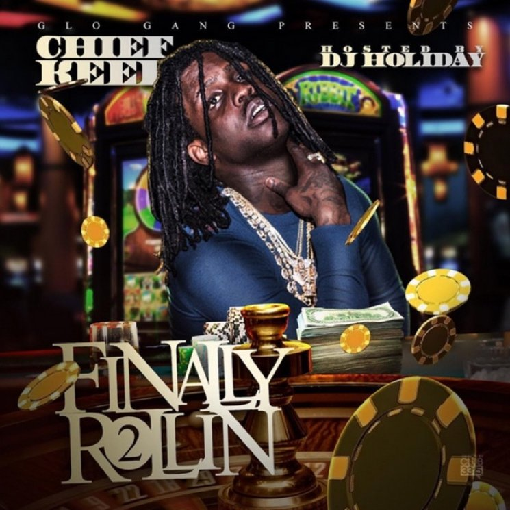 Chief Keef 'Finally Rollin 2' (mixtape)