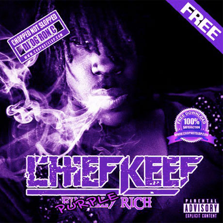 Chief Keef 'Purple Rich' (Chopped Not Slopped by OG Ron C)
