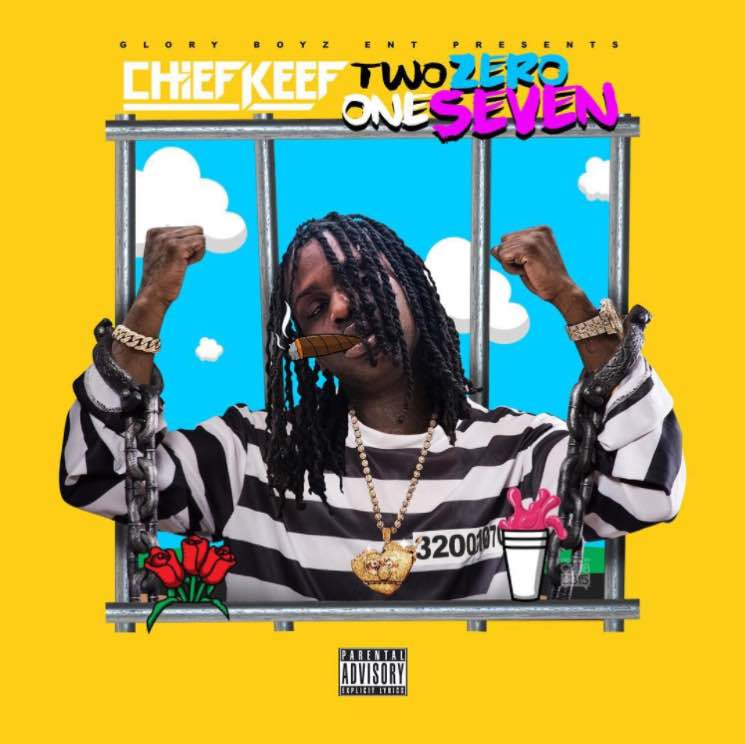 Chief Keef Teases 'Two Zero One Seven'