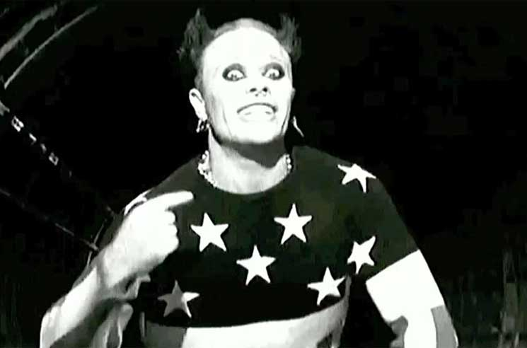 Keith Flint's Septum Rings, Bed and Even His Taxidermy Rabbit Are Up for Auction