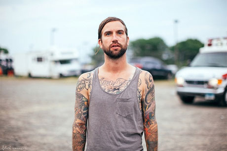 Every Time I Die Vocalist Keith Buckley to Release His First Novel