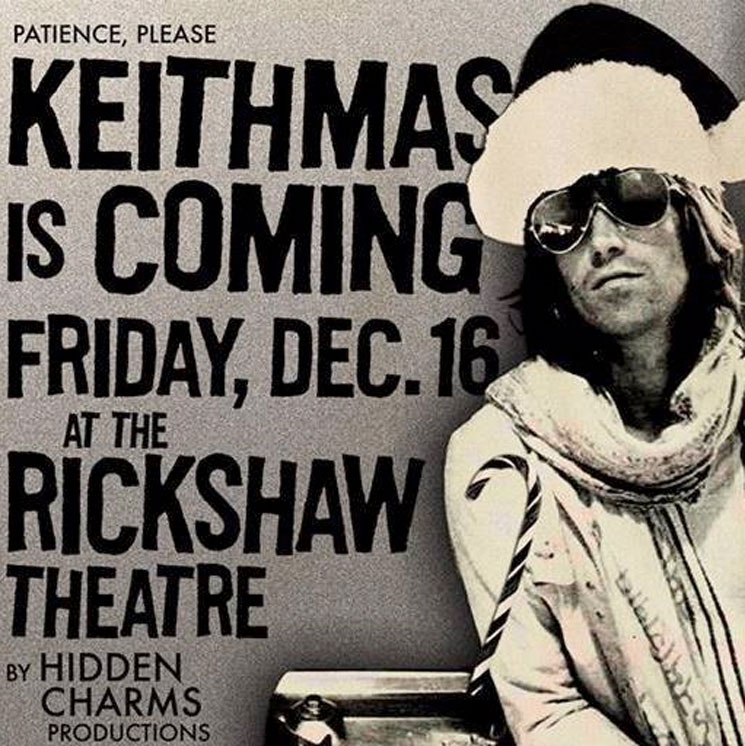 Vancouver's Keithmas to Ring in the Holidays with 2016 Edition