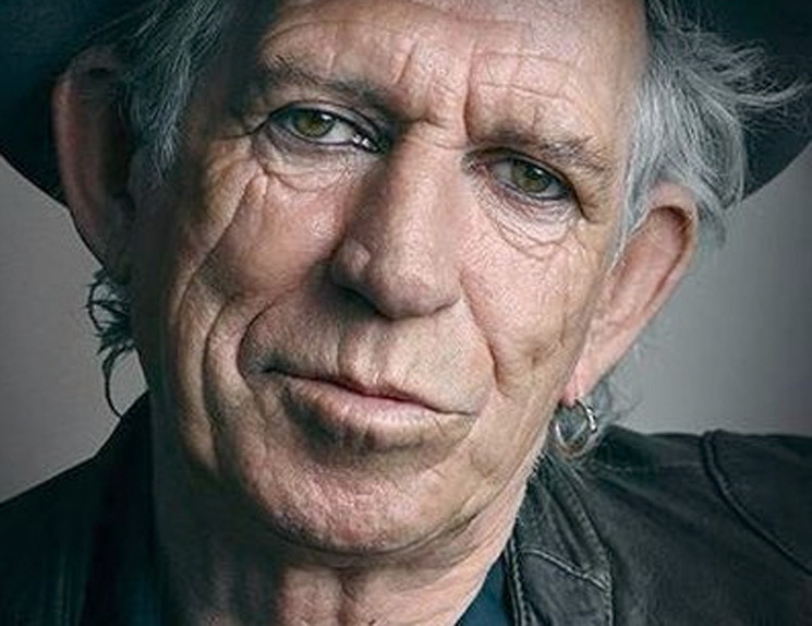 Rolling Stones' Keith Richards Finally Quits Smoking