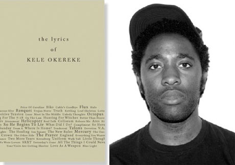 Bloc Party's Kele Okereke Preps Lyric Book