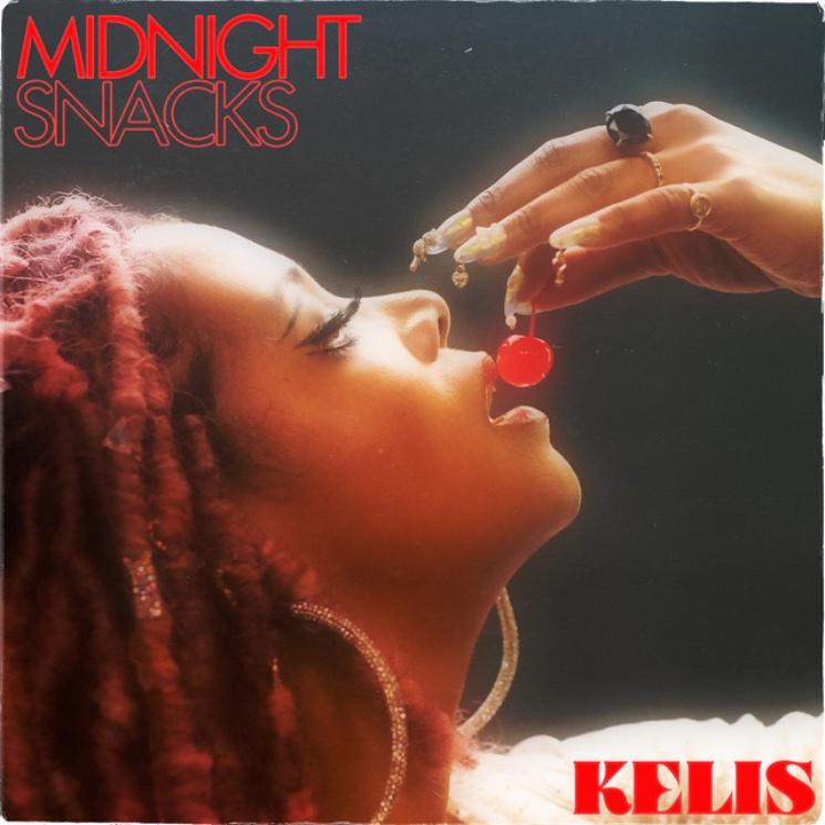 Kelis Returns with New Single 'Midnight Snacks'
