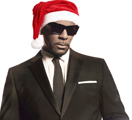 R. Kelly Reveals Plans for Christmas Album