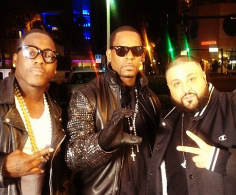 "R. Kelly ""It's On"" (ft. DJ Khaled, Ace Hood) (video)"