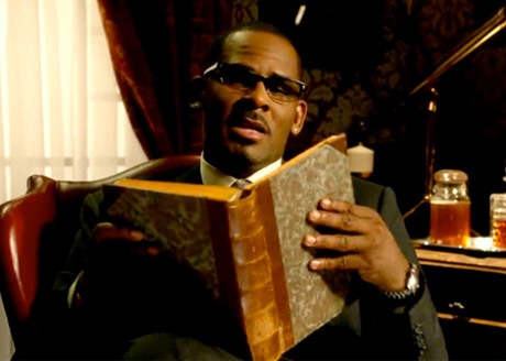 R. Kelly Penning 'Trapped in the Closet' Book