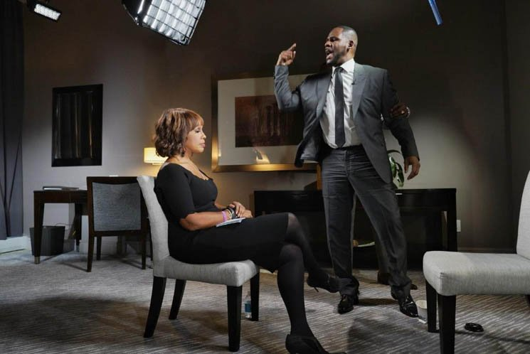 ​Watch More of R. Kelly's Insane 'CBS This Morning' Interview