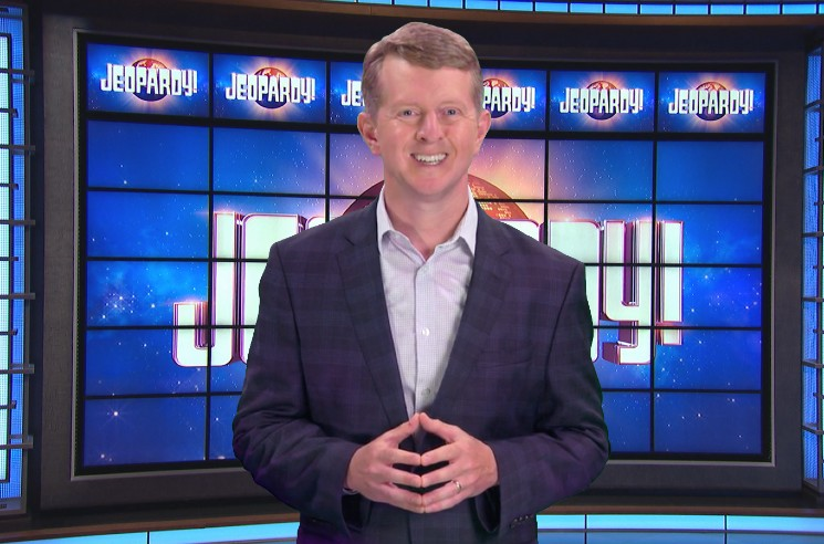 'Jeopardy!' to Return with Ken Jennings in On-Air Role