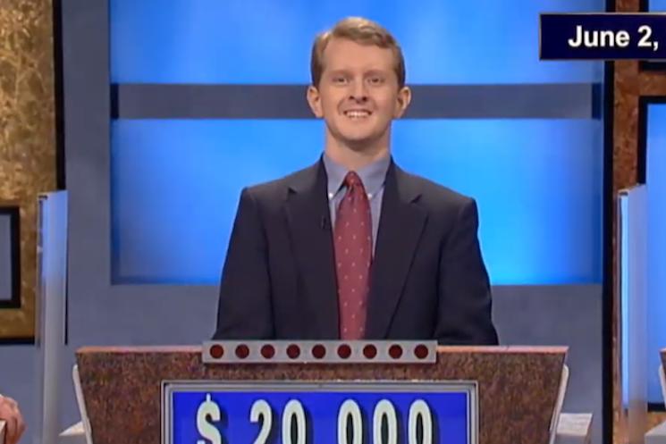 'Jeopardy!' to Reair Old Ken Jennings Episodes
