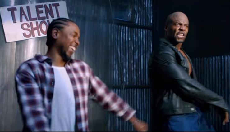 "Kendrick Lamar ""These Walls"" (video)"